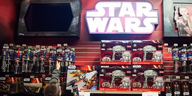 Star Wars: 5 preuves que le merchandising de Disney va (un peu) trop loin - DH.be