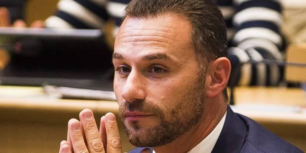 Affaire Luperto: levée partielle de son immunité parlementaire acceptée - La DH
