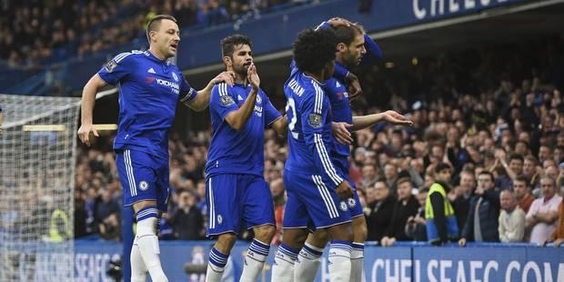 """Le début de match fou du """"nouveau"""" Chelsea (VIDEO) - La DH"""