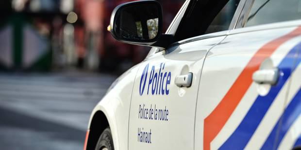 Meux: Un jeune grièvement blessé dans un accident avec un véhicule seul en cause - La DH