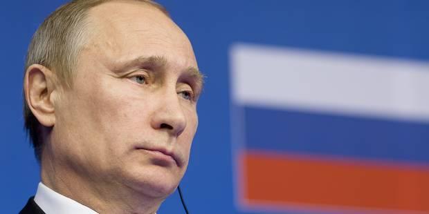 Retour de la Guerre froide? Poutine rassure... - La DH