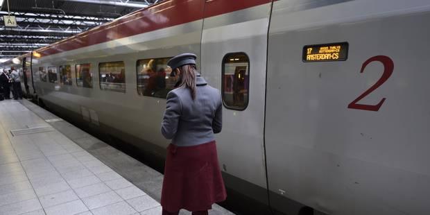 Le retour du Thalys wallon pour fin 2016? - La DH