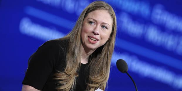 Chelsea Clinton attend un deuxième enfant - La DH