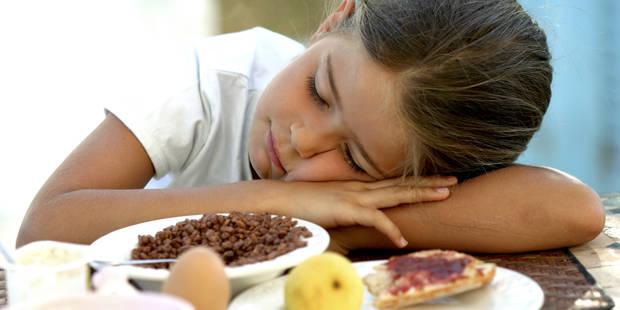 Sommeil : trois conseils pour préserver le rythme des enfants durant les fêtes - La DH