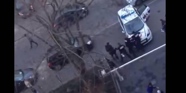 France: un contrôle de police dégénère, une mère de famille blessée (VIDEO) - La DH
