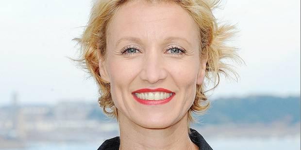 Alexandra Lamy est l'actrice préférée des Français? et la plus sexy ! - La DH