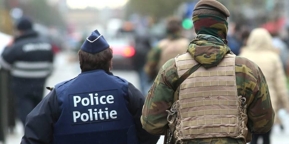 Partouze entre militaires et policières au commissariat en pleine alerte terroriste!