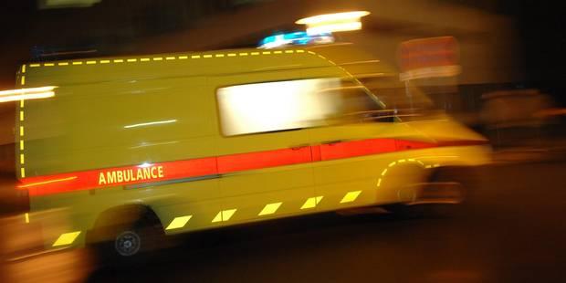 Berchem-Sainte-Agathe: 12 personnes �vacu�es � la suite d'un incendie