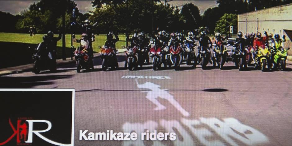 """Menace terroriste à Bruxelles: les """"Kamikaze Riders"""" dans le viseur du juge"""