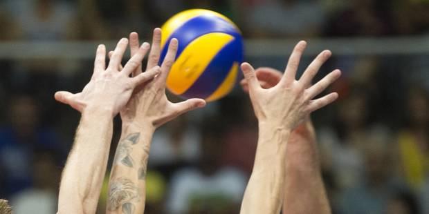 Volley-ball: fortune diverse pour les Yellow Tigers et les Red Dragons - La DH