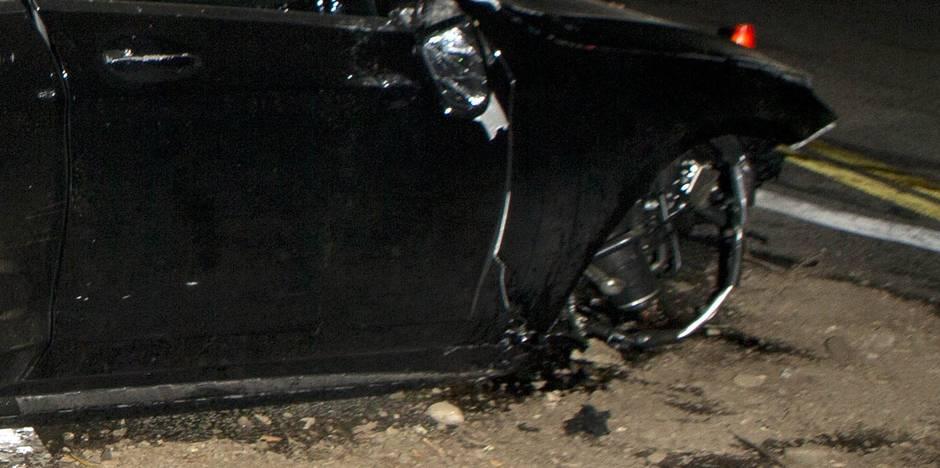 Soignies: Alcoolisé et roulant à vive allure, il créé un accident grave