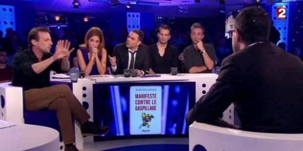 ONPC: propos violents entre Yann Moix et Mathieu Kassovitz (VIDÉO) - La DH