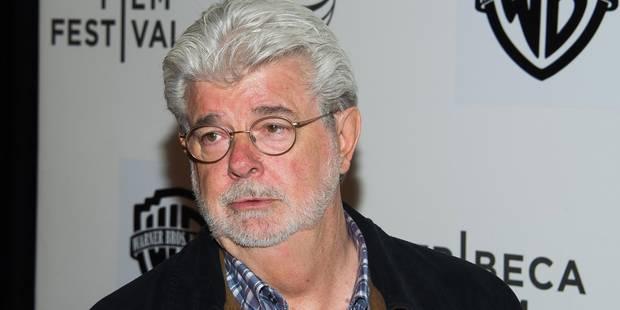 La gaffe de George Lucas - La DH