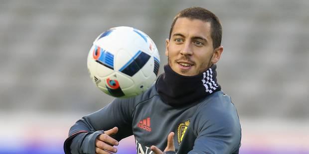 En théorie, Eden Hazard vaut plus que Cristiano Ronaldo - La DH