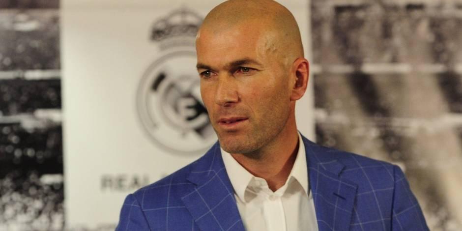 Journal du mercato (04/01): Zidane veut faire revenir une légende à Madrid