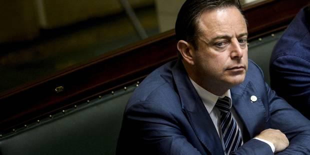 Grève du rail: De Wever veut la fin de la ligne Anvers-Charleroi - La DH