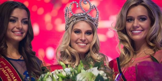 Miss Belgique 2016 s'appelle Lenty Frans - La DH