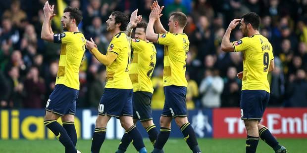 FA Cup: Sans souci pour Chelsea, claque pour Swansea, replay pour Tottenham - La DH