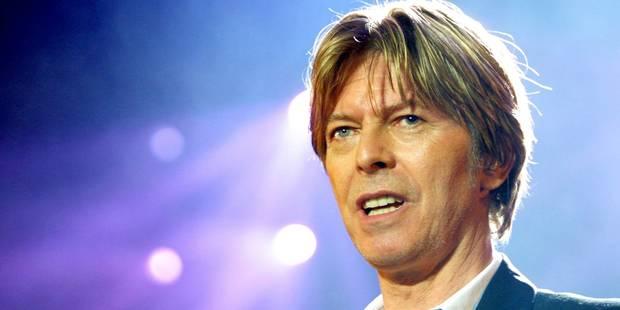 David Bowie est décédé - La DH