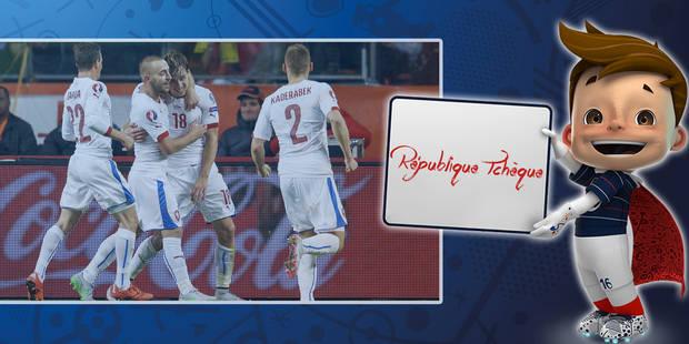 Euro 2016: Tchéquie est la star de cette équipe ? - La DH