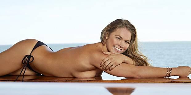 Les photos de Ronda Rousey nue font réagir - La DH