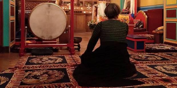 Le bouddhisme a la cote à Bruxelles - La DH