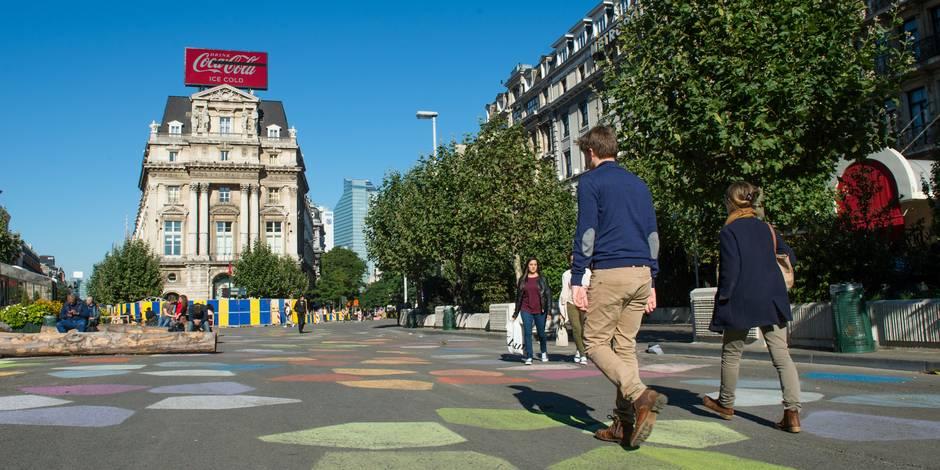 Bruxelles: les 5 changements majeurs autour du piétonnier (INFOGRAPHIE)
