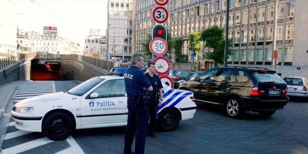 Bruxelles: le tunnel Stéphanie fermé plusieurs jours en raison de fissures - La DH