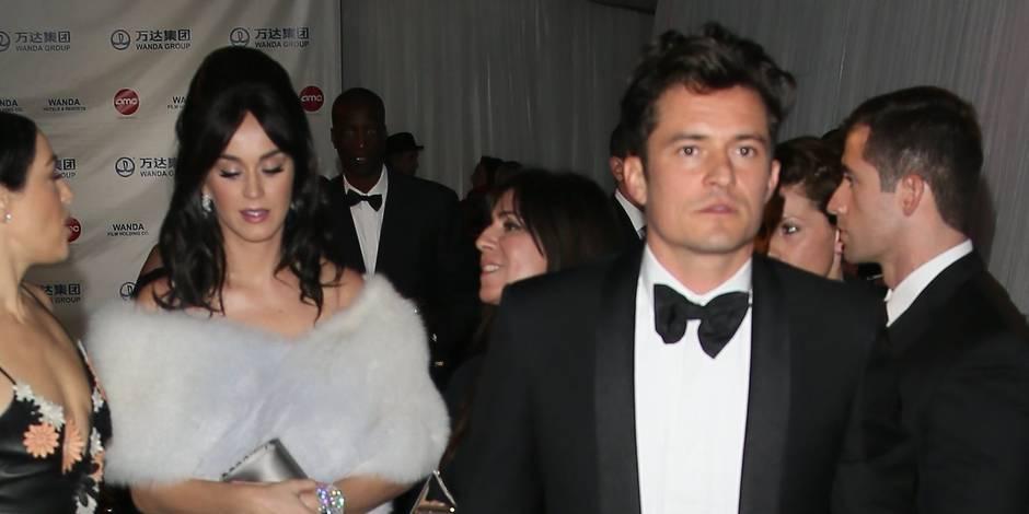 Mais que se passe-t-il entre Orlando Bloom et Katy Perry?