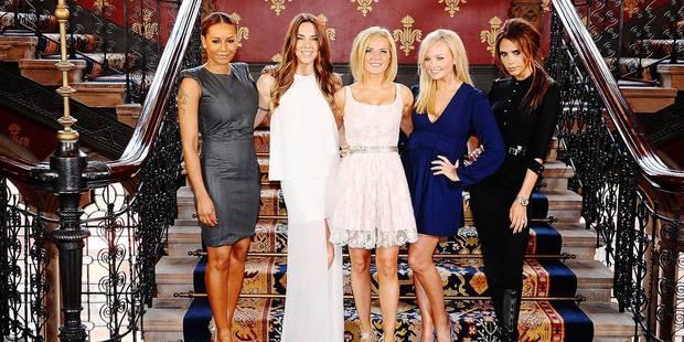 "Victoria Beckham dit ""oui"" aux Spice Girls - DH.be"