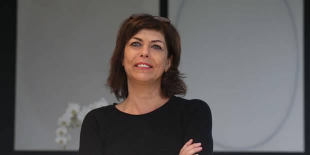 """Joëlle Milquet perd son sang froid sur le tournage d'""""Au tableau"""", nouvelle émission de la RTBF - La DH"""