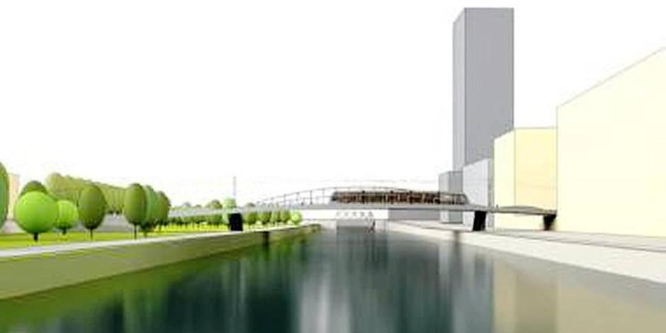 Le futur visage du canal de Bruxelles - La DH