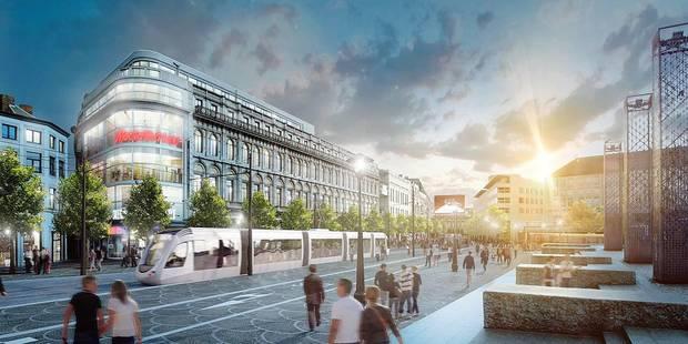 """Tram: """"Il faut que Liège agisse"""" - La DH"""