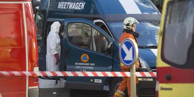 Alerte à l'anthrax à Gosselies: une mauvaise blague d'un ouvrier - La DH