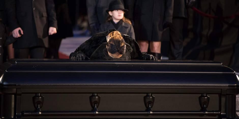 Le dernier adieu de Céline Dion à son mari René Angelil (VIDEO)
