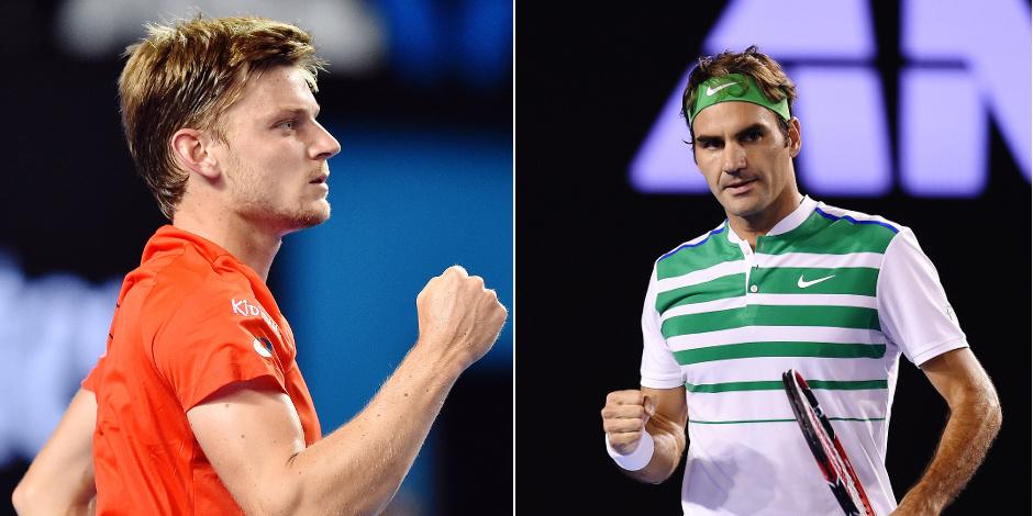 Goffin peut-il battre Federer ? - La DH