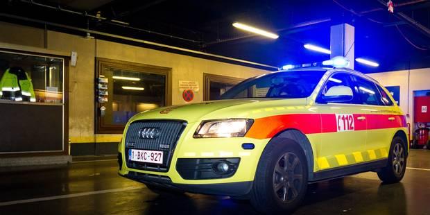 Tubize: une piétonne renversée par une voiture serait décédée - La DH