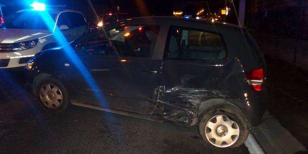 Deux conductrices blessées à Dampremy - La DH