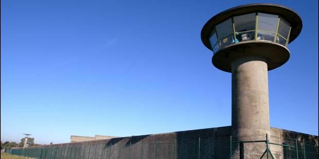 Une quarantaine de détenus évacués lors d'un incendie à la prison de Lantin
