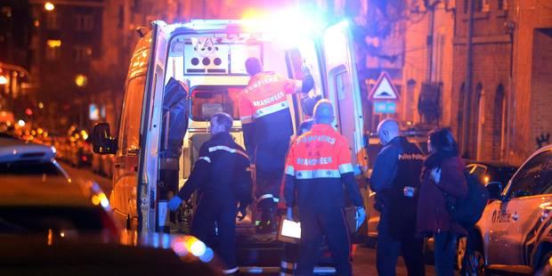 7 personnes poignardées à Schaerbeek: le suspect placé sous mandat d'arrêt - La DH