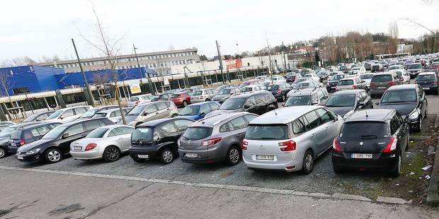"""""""Non au parking de dissuasion de Stalle"""" - La DH"""