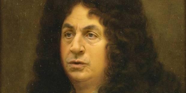Sarkozy se compare à Racine et amuse la toile - La DH
