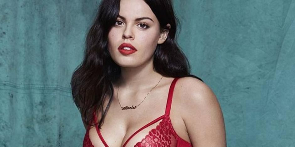 Atlanta de Cadenet Taylor, nouvelle égérie de la marque de lingerie des soeurs Cruz