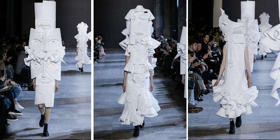 Viktor & Rolf : couture ou sculpture ?