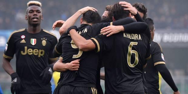 Calcio: la Juventus se promène et met la pression sur Naples - La DH