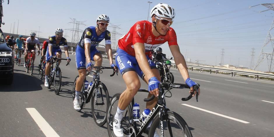 Tour de Dubaï: coup double pour Kittel