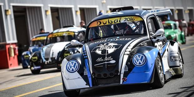 La VW Fun Cup brille sous le soleil de Dubaï - La DH