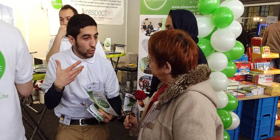 Charleroi: À la découverte des musulmans de Belgique