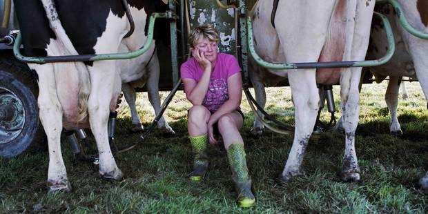 La vie à la ferme, quand on est une femme: les portraits doux-amers de Michel Loriaux - La DH