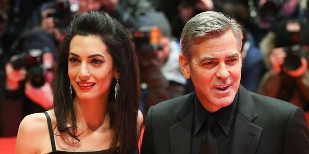 Berlinale : ouverture glamour avec George et Amal - La DH
